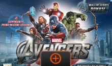 The Avengers Slot Game - Loading Screen