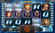 The Avengers Slot Game - Bonus Icon