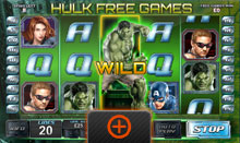 The Avengers Slot Game - Hulk Free Games with Expanding Wild