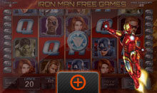 The Avengers Slot Game - Iron Man Free Games Mode