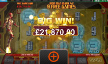 Iron Man 3 - Mark 42 Free Games Big Win