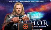 Thor Slot Game - Loading Screen