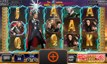 Thor Slot Game - Electrified Reels