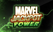 Marvel Power Progressive Jackpot