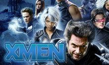 X-Men Online Slot Game