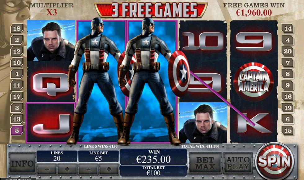 Free online marvel slot games
