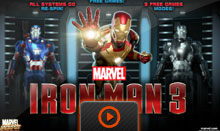 Iron Man 3 Slot Video