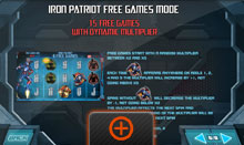 Iron Man 3 Iron Patriot Free Games Mode
