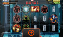 Iron Man 3 Slot Game Screenshot
