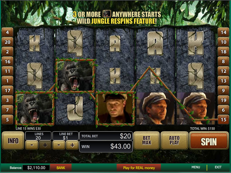 casino free online movie reel king