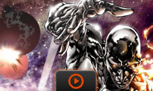 Silver Surfer Slot Video
